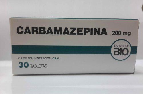 Espromed Bio - Carbamazepina 200